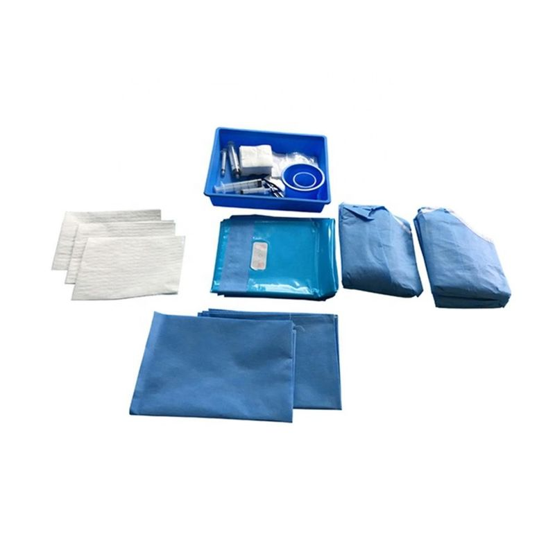 Disposable Sterile Instrument Kit Cataract Surgery Set Sterile Surgical Equipment
